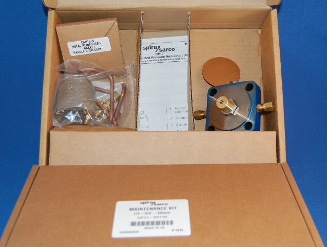 DP17 Maintenance Kit, DN20