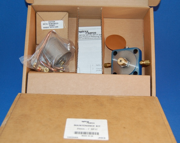 DP17 Maintenance Kit, DN25