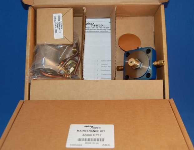 DP17 Maintenance Kit, DN32