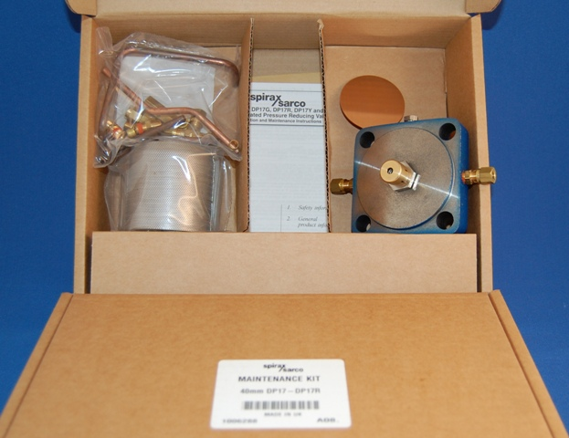 DP17 Maintenance Kit, DN40
