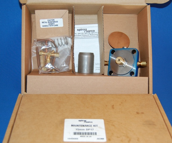 DP17 Maintenance Kit, DN15